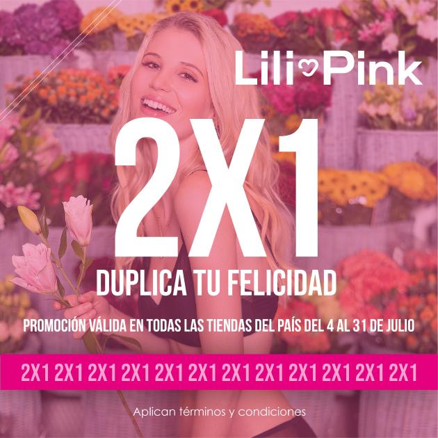 LILI PINK 2X1