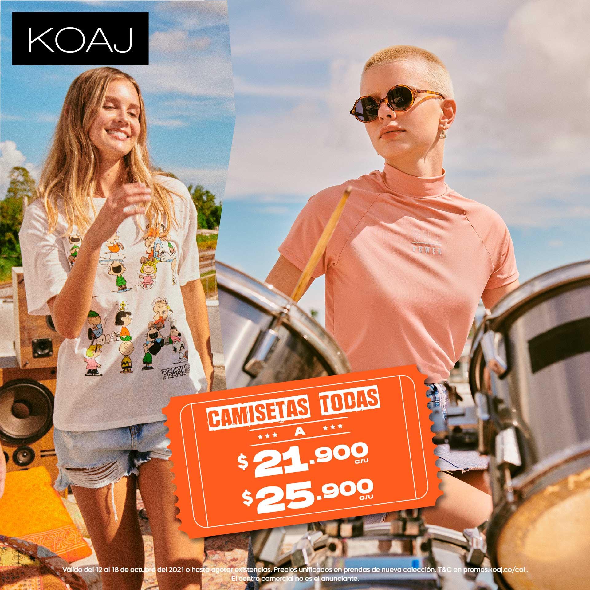 ¡T-shirt Festival KOAJ!