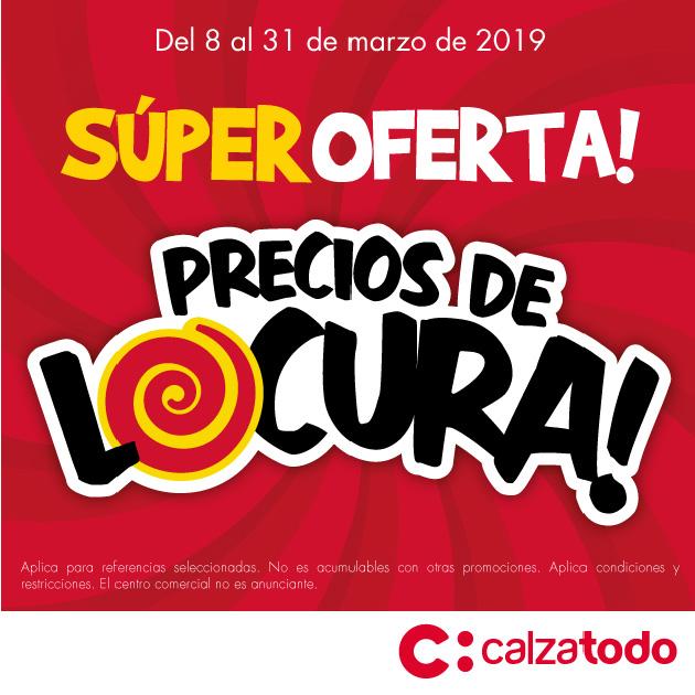 PRECIOS DE LOCURA