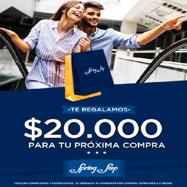 BONO RECOMPRA $20.000
