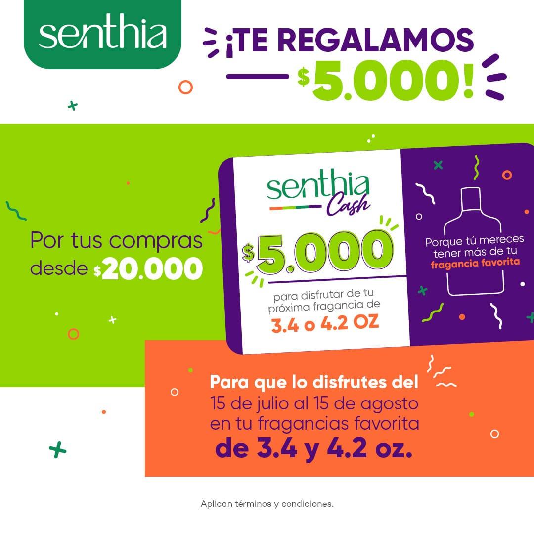 SENTHIA CASH