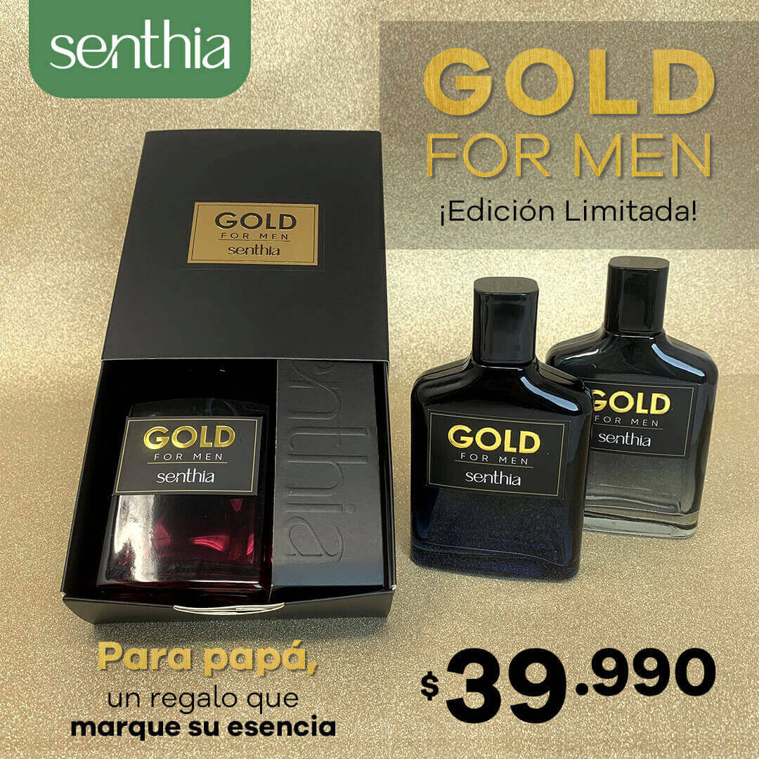 Gold For Men