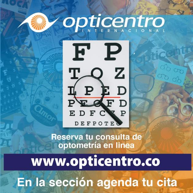 Reserva tu consulta de optometría en línea