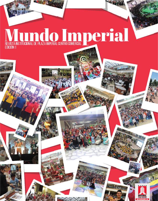 Portada Mundo Imperial Edición 1 | 01 de Enero 2018